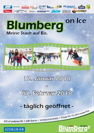 Blumberg on Ice 2018